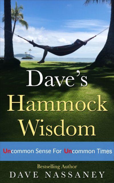 New Final Book Cover Daves Hammock Wisdom