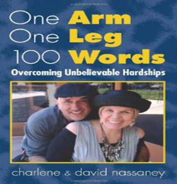 One Arm One Leg 100 Words book by Dave Nassaney