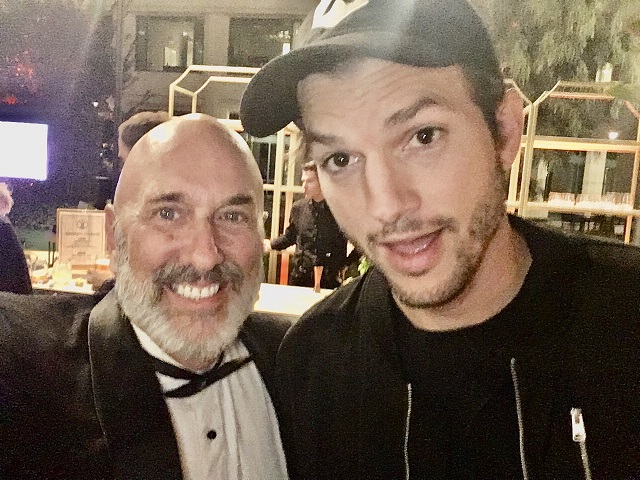 Shark Tank's, Ashton Kutcher