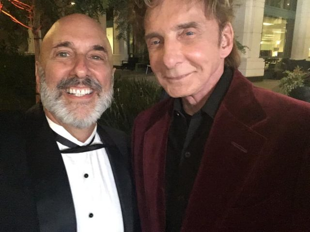 Music Legend, Barry Manilow