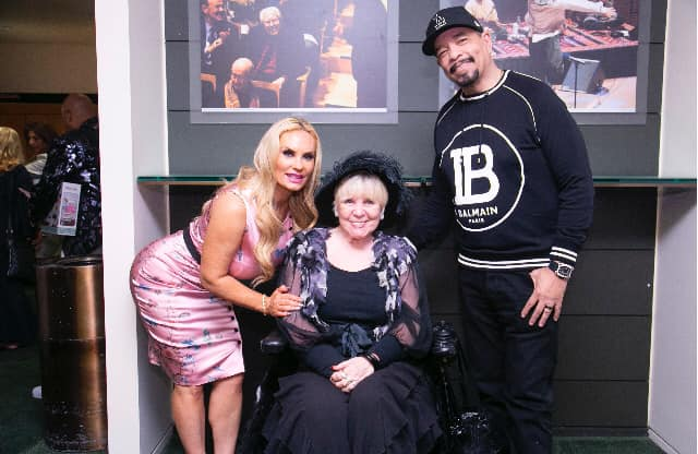Ice 'T' & Coco with Charlene