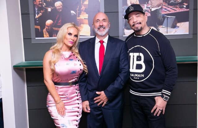 Ice T & Coco–Carnegie Hall