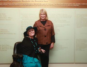 Martha Stewart & Charlene